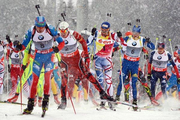 Норвегия будет бойкотировать соревнования по биатлону в Тюмени