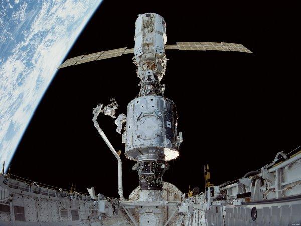 NASA сообщает жителям США о предстоящей встрече с МКС