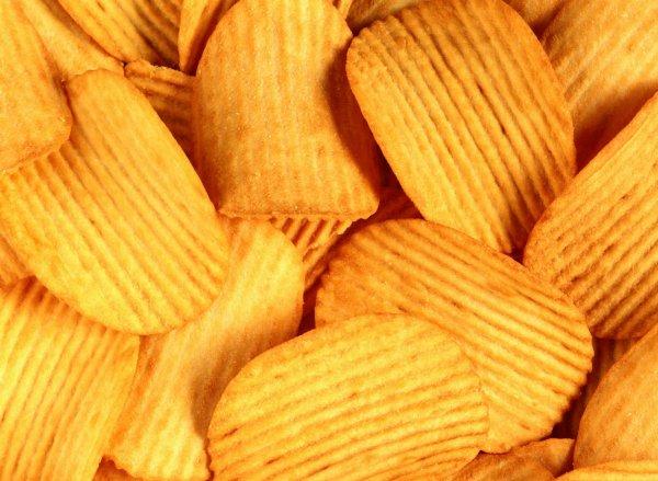 В картофельных чипсах обнаружили сальмонеллу