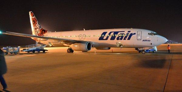 Перевозки пассажиров Utair в ноябре возросли на 38,7%