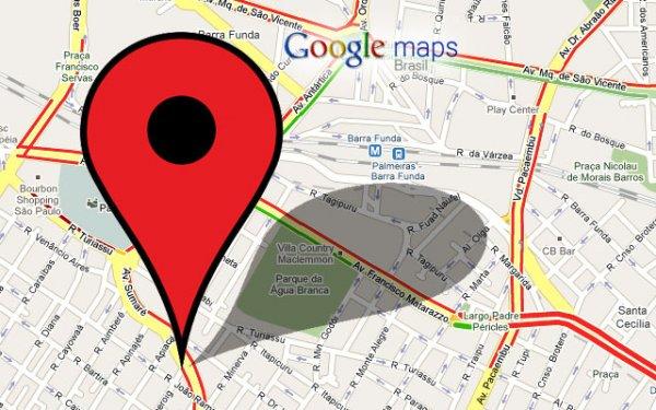 В приложении Google Maps появились общественные туалеты