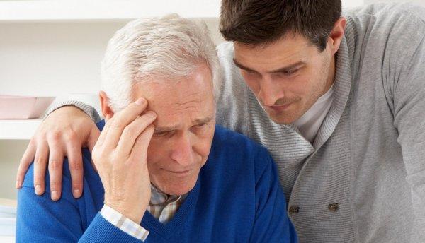 Ученые: Низких доход у мужчин может вызвать слабоумие