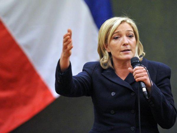 Марин Ле Пен: открытие Шенгенской зоны станет катастрофой для Европы