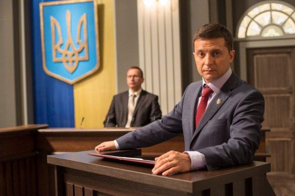 Зеленский рассказал о кумирах в политике