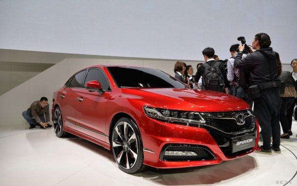 Седан Honda Accord может вернуться на рынок Европы