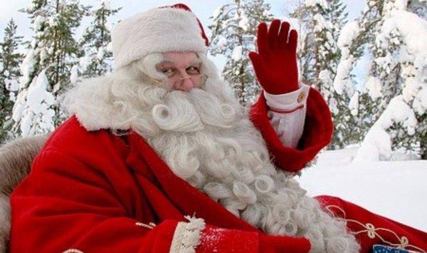 Жители Тюмени могут поздравить детей от имени Деда Мороза