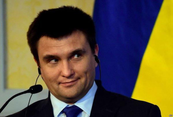 Глава МИД Украины Павел Климкин в день рождения получил много отрицательных комментов