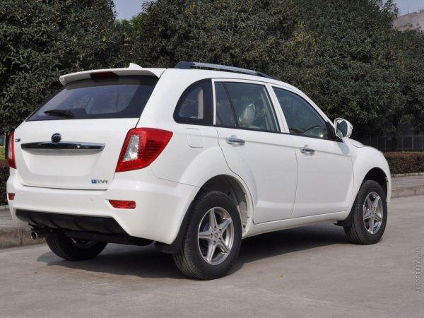 В России назван ТОП-5 самых популярных китайских автомобилей