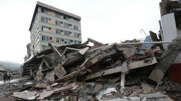 В Чили зафиксировано землетрясение магнитудой 7.7