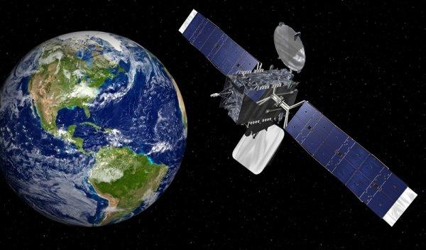 Китай вывел два спутника зондирования на орбиту Земли
