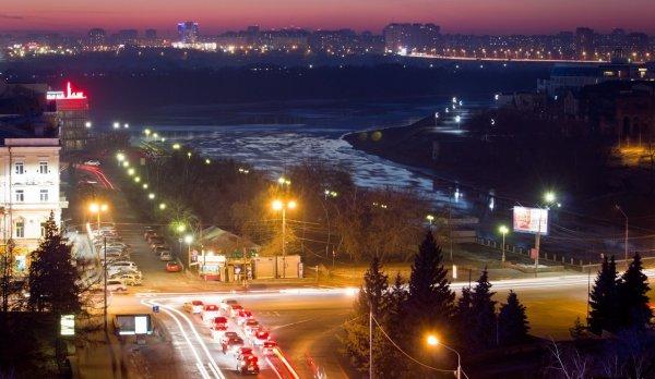 В Омске на новогодние праздники ожидают потепление