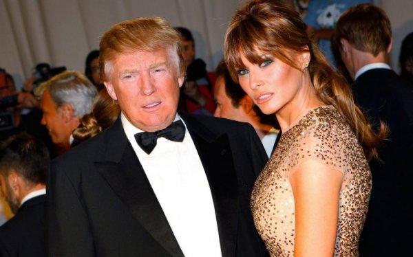 Трамп встретит Новый год в Нью-Йорке