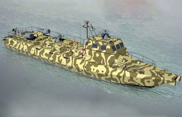 В Сети насмехаются над украинскими десантными кораблями «Кентавр»