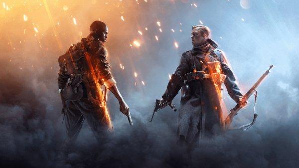 «Рождественское перемирие» в Battlefield 1превратилось в перестрелку