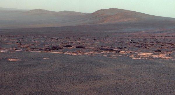 NASA удивило землян снимком ложки с Марса