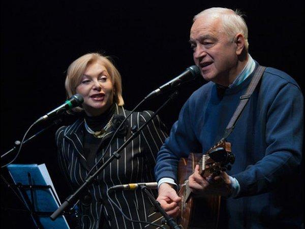 Прославленный бардовский дуэт Никитиных приедет с концертом в Воронеж