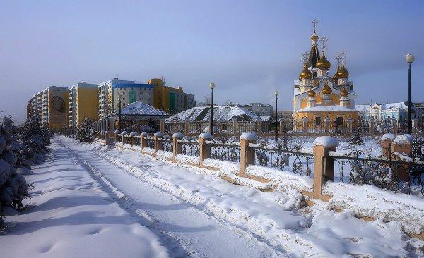 Ученые предупреждают о возможном разрушении городов России