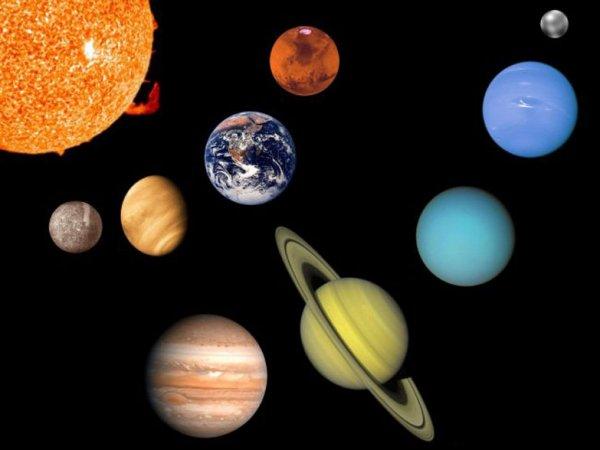 Ученые: В далеком прошлом Землю атаковали гигантские планеты