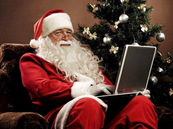 Администрация Facebook восстановила аккаунт Санта Клауса