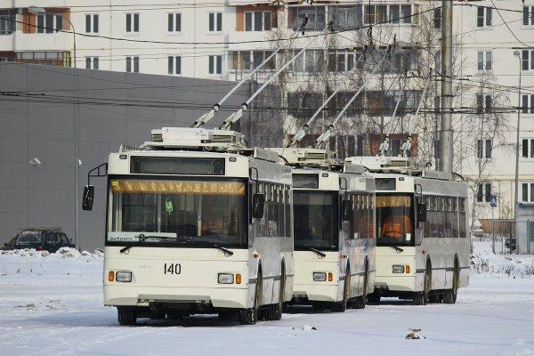 В Уфе проезд в троллейбусе и трамвае подешевеет с Нового года