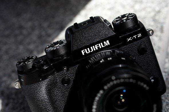Камера Fujifilm X-T2 Graphite Silver Edition появится в продаже в конце января