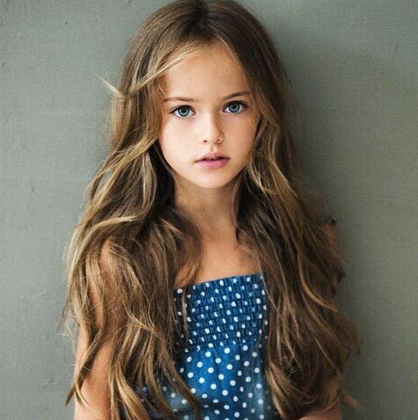 самая красивая фото девочка