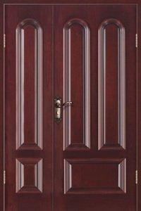 Особенности двустворчатых межкомнатных дверей
