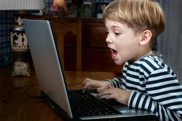 Российские дети пытались посетить запрещенные сайты 229 раз в год