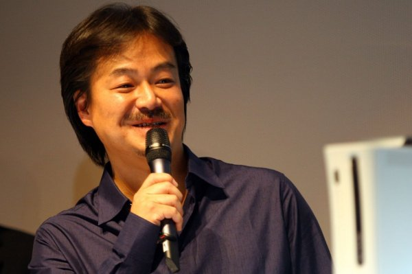 В 2017 году состоится презентация новой игры от создателя Final Fantasy