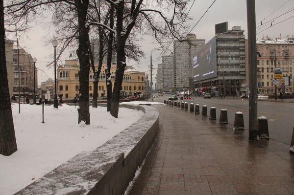 В Москве с 9 января ограничат движение по некоторым улицам