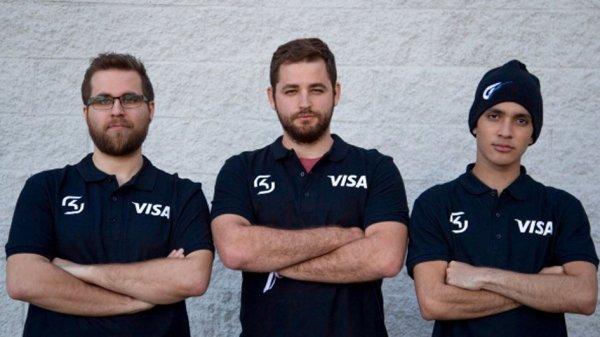 Компания Visa спонсирует организацию SK Gaming