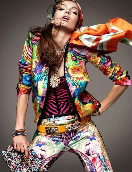 Vogue определил пять модных тенденций наступившего года