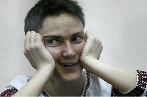 СБУ предлагает Савченко не обнародовать списки пленных военных