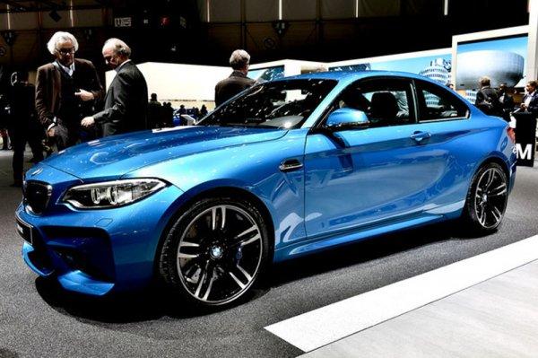 Компания BMW представила в Дубае новый M2