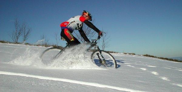 В Москве пройдет зимний велопробег в 30 градусный мороз