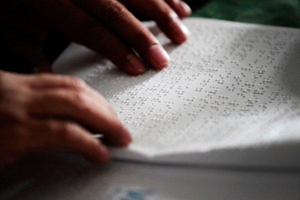 В Индии разрабатывают аппарат, воспроизводимый текст для малозрячих