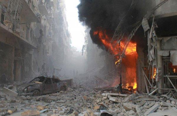 Западные СМИ отводят США роль наблюдателя в сирийском конфликте