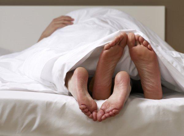 Ученые выяснили, сколько раз в жизни человек занимается сексом