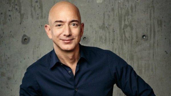 Глава Amazon Джефф Безос заработал за неделю 3,8 млрд долларов