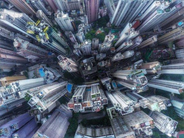 Time составил рейтинг лучших фото, сделанных с помощью дронов