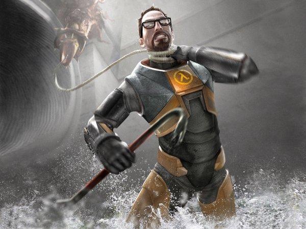 В Half-Life 3 мог появиться «настоящий» Гордон Фримен