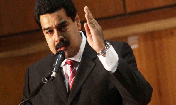 Парламент Венесуэлы проголосовал за смещение президента Мадуро