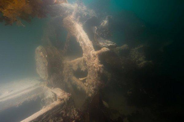 В Арктике спустя 168 лет обнаружили корабль Джона Франклина
