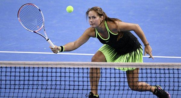 Дарья Касаткина обыграла первую ракетку мира на первенстве в Сиднее