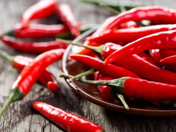 Ученые: Острый красный перец поможет бороться с раком молочной железы