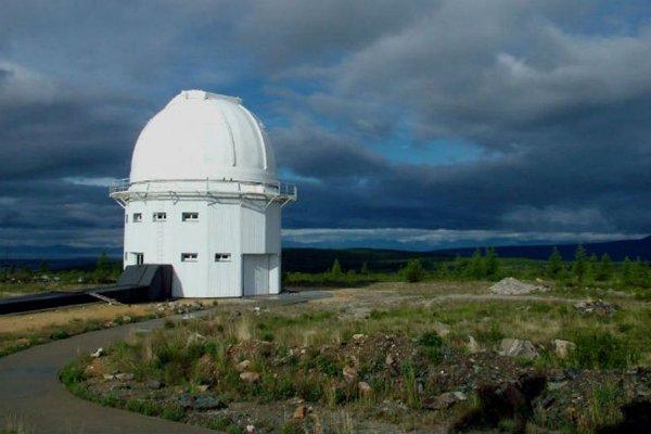 Телескоп в Бурятии открыл 40 новых астероидов за 24 часа
