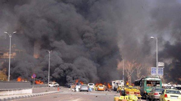 Сирия угрожает Израилю ответными мерами на прогремевшие взрывы