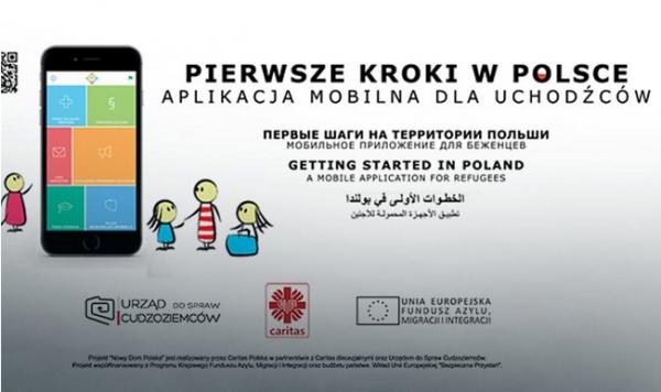 В Польше создали приложение для иностранцев