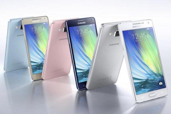 В России появились в продаже смартфоны Samsung Galaxy серии А 2017