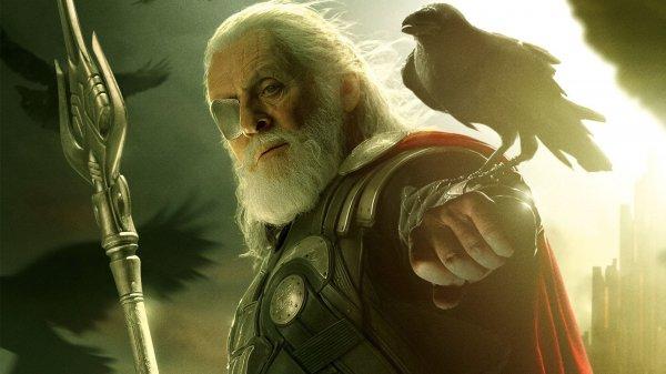 Один, Тор и Локи основали на Земле сложную жизнь